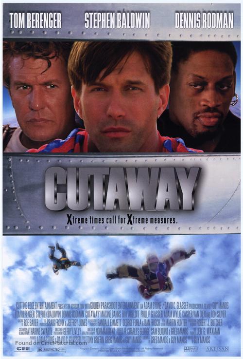Cutaway - Movie Poster