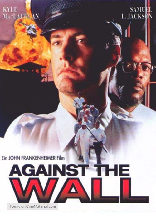 Against The Wall - German Movie Cover