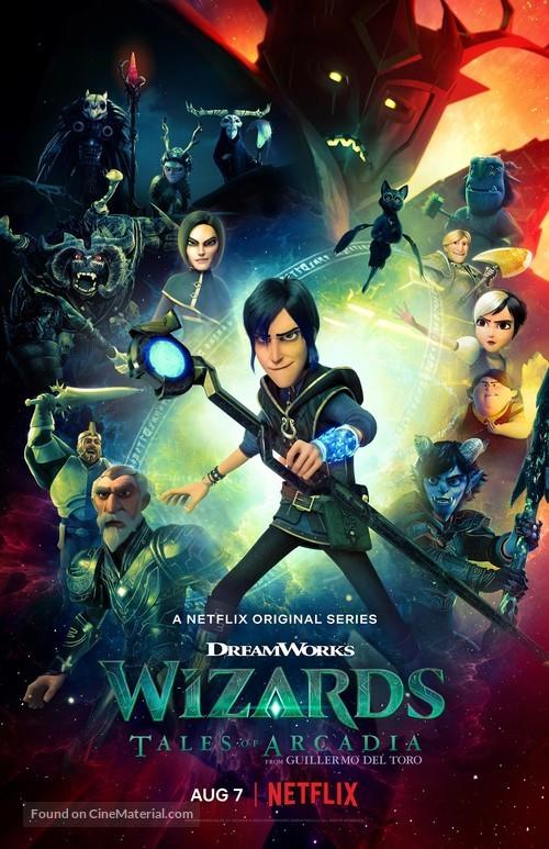 """Wizards"" - Movie Poster"