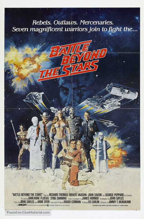 Battle Beyond the Stars - Movie Poster