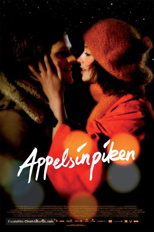 Appelsinpiken - Norwegian Movie Poster
