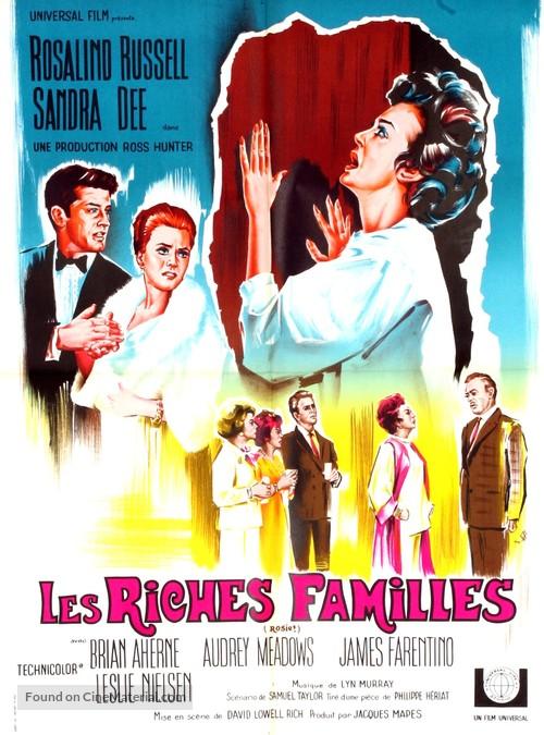 Rosie! - French Movie Poster