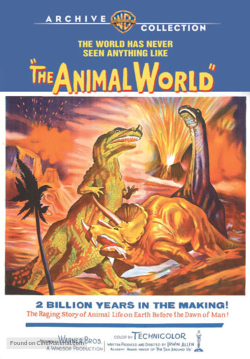 The Animal World - Movie Cover