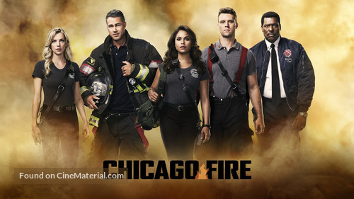 """Chicago Fire"" - Movie Poster"