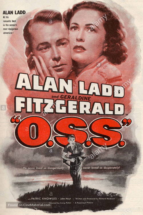 O.S.S. - Movie Poster