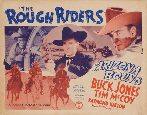 Arizona Bound - Movie Poster