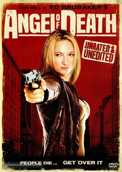 Angel of Death - DVD movie cover