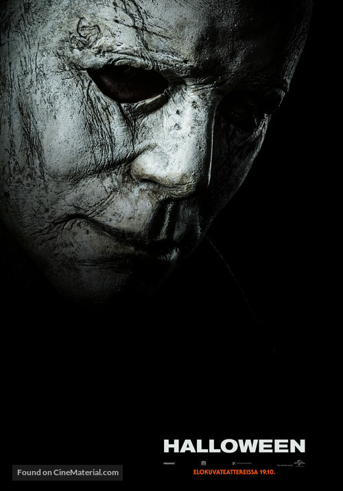 Halloween - Finnish Movie Poster
