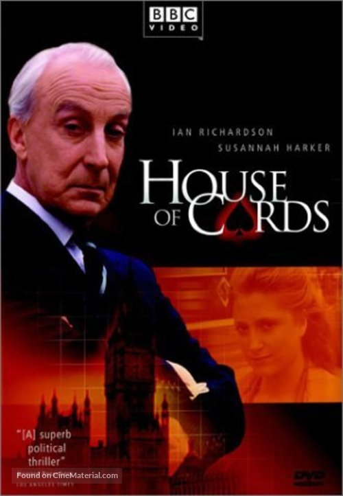 """""""House of Cards"""" - Movie Cover"""