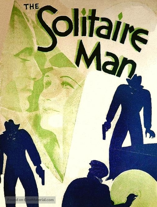 The Solitaire Man - poster