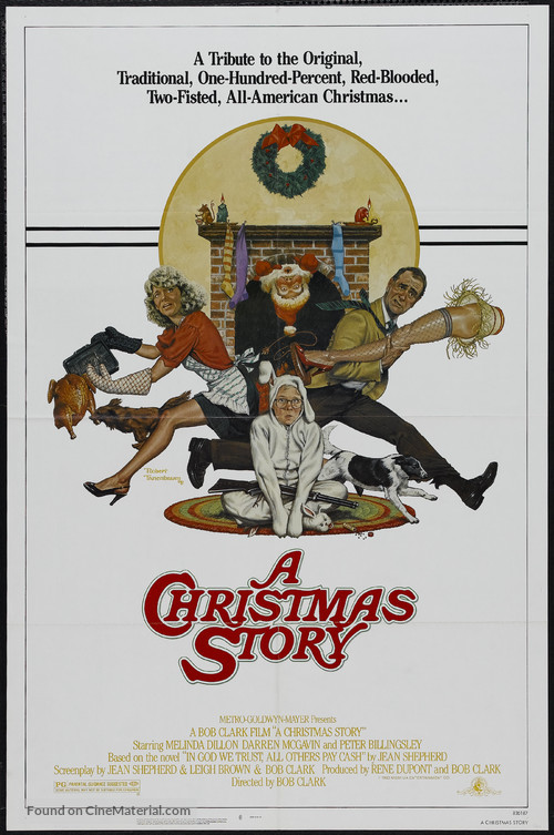 A Christmas Story - Movie Poster
