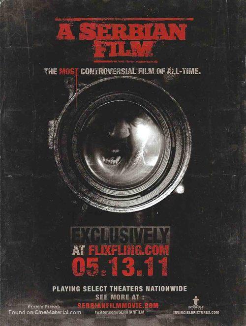 Srpski film - Movie Poster