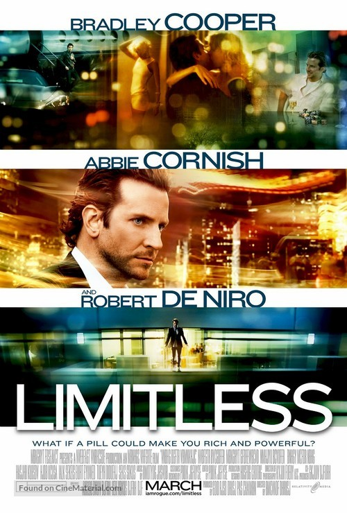 Limitless - Movie Poster