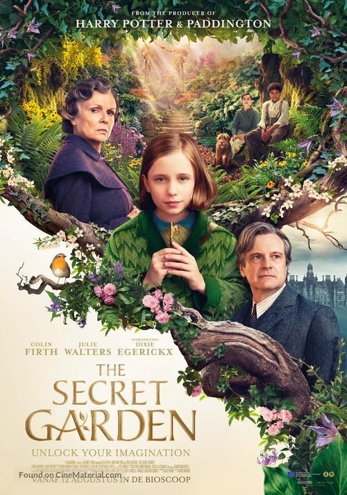 The Secret Garden - Dutch Movie Poster