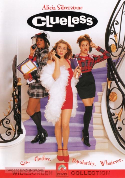 Clueless - DVD movie cover