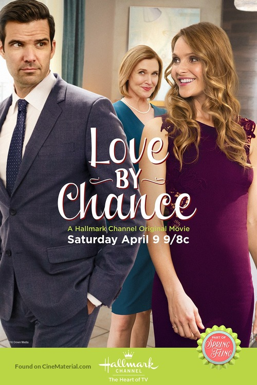 Love by Chance - Movie Poster