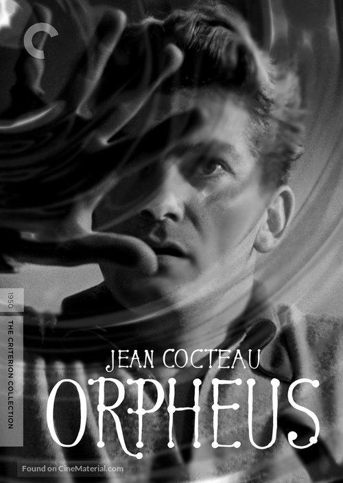 Orphée - DVD movie cover