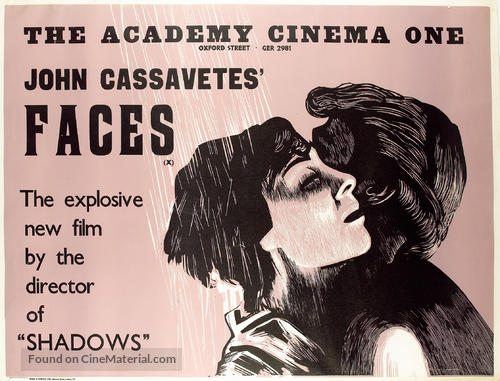 Faces - Movie Poster