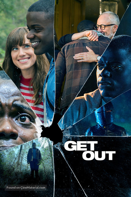 Get Out - Movie Cover