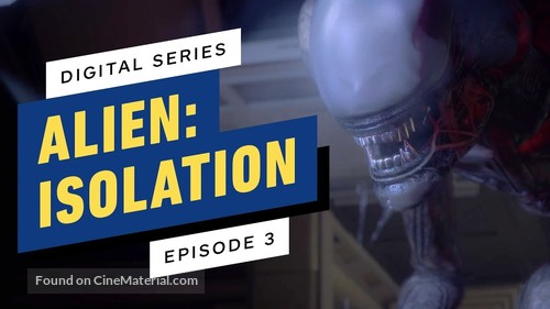 Alien: Isolation - Video on demand movie cover
