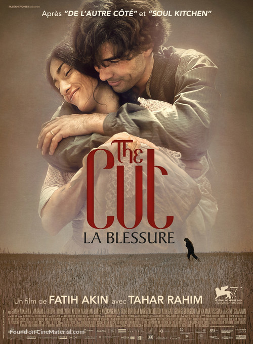 The Cut - French Movie Poster
