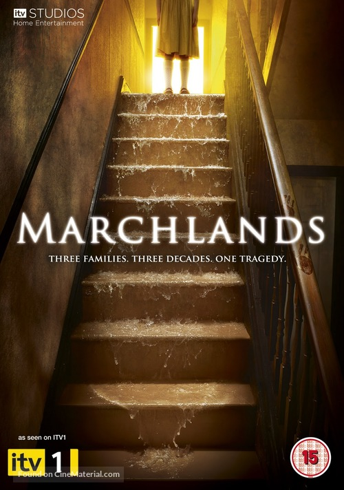 """Marchlands"" - British DVD cover"
