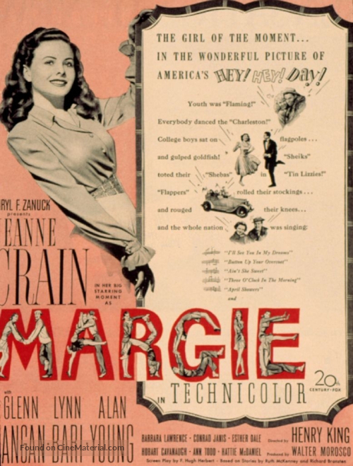 Margie - Movie Poster