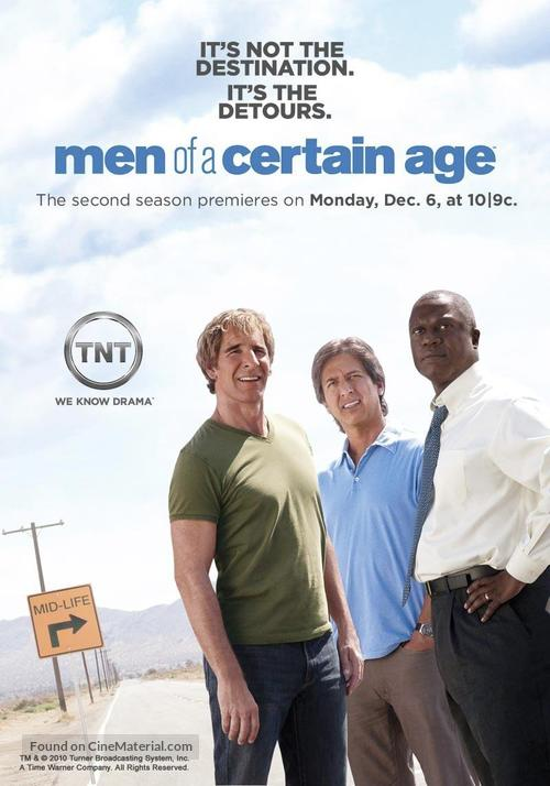 """Men of a Certain Age"" - Movie Poster"