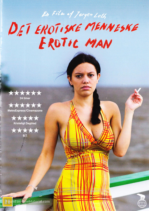 The Erotic Man Danish Movie Cover-8309
