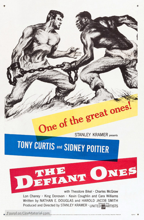 The Defiant Ones - Movie Poster