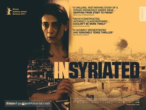 Insyriated - British Movie Poster