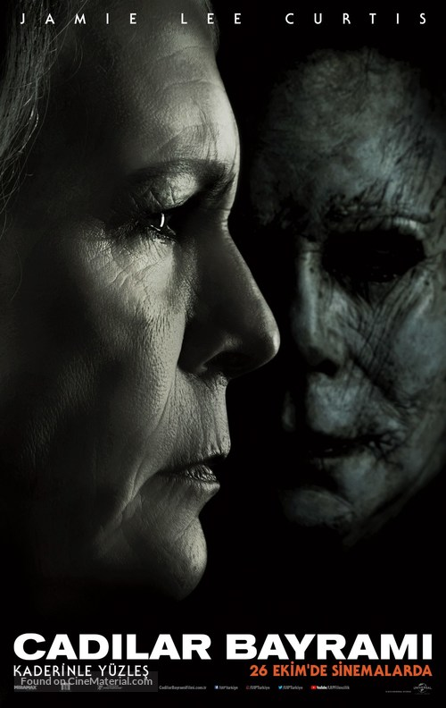Halloween - Turkish Movie Poster
