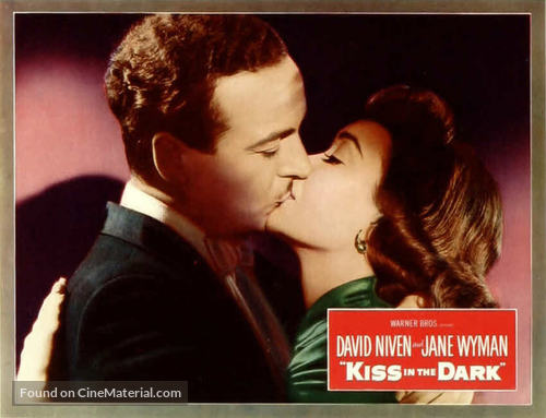 A Kiss in the Dark - poster