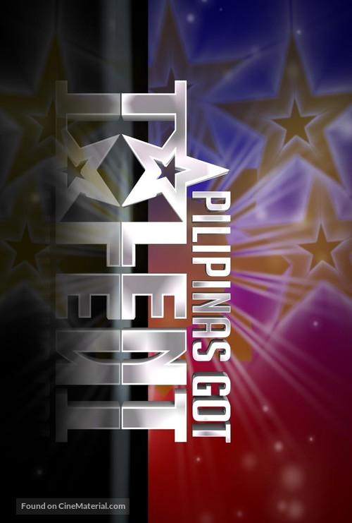 """""""Pilipinas Got Talent"""" - Philippine Logo"""