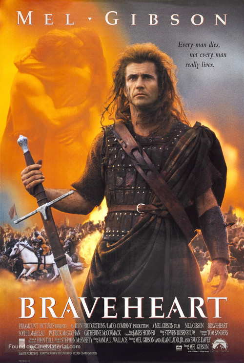 Braveheart - Theatrical poster