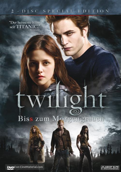 Twilight - Swiss Movie Cover