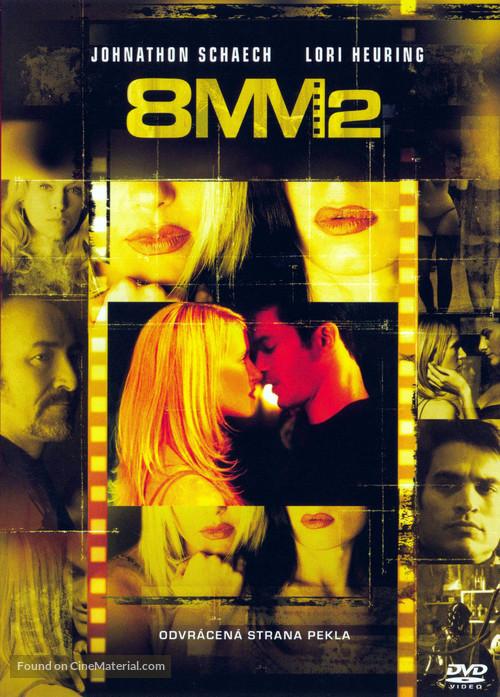 8MM 2 - Czech DVD movie cover
