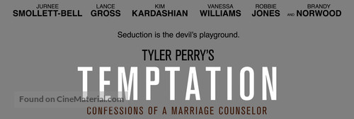 Temptation: Confessions of a Marriage Counselor - Logo