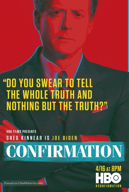 Confirmation - Movie Poster