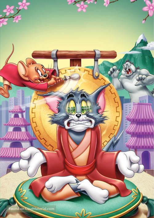 """""""Tom and Jerry Tales"""" - Key art"""