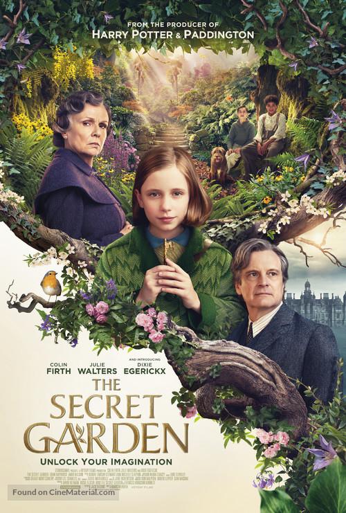 The Secret Garden - British Movie Poster