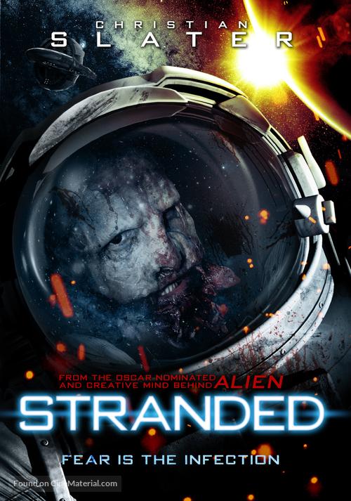 Stranded - DVD movie cover
