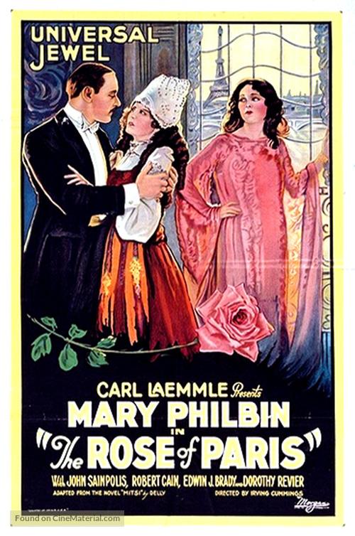 The Rose of Paris - Movie Poster