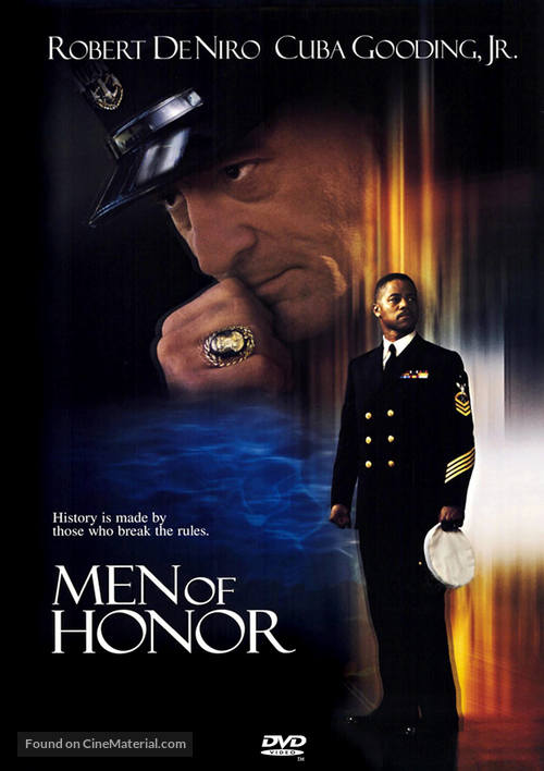 Men Of Honor - DVD movie cover