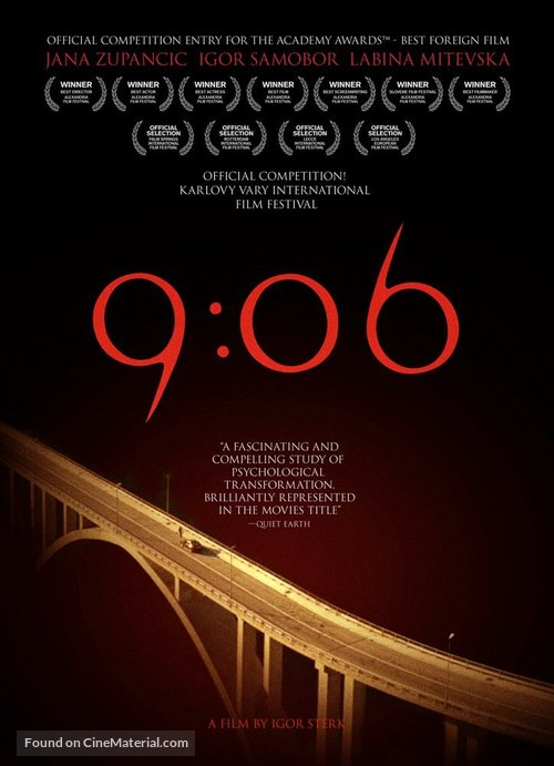 9:06 - DVD movie cover