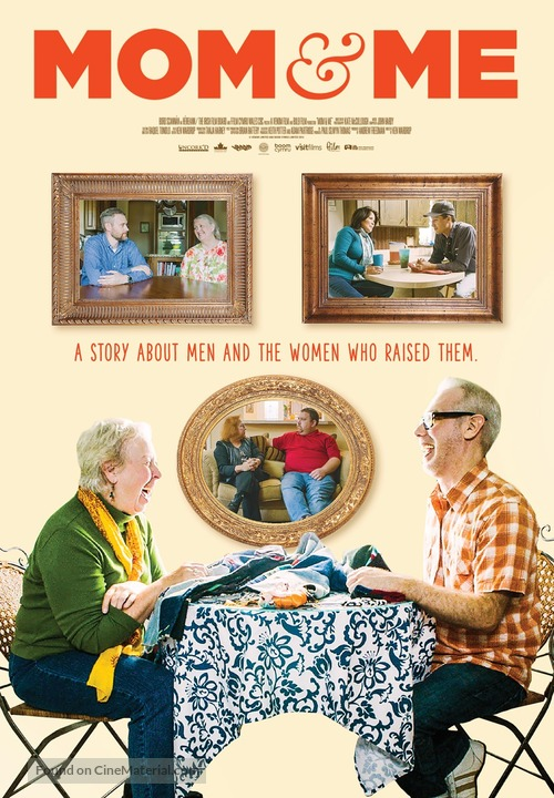 Mom and Me - British Movie Poster