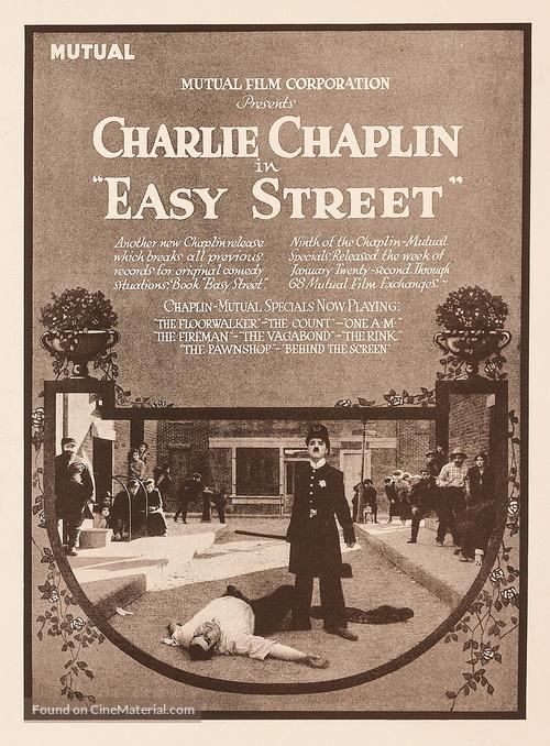 Easy Street - poster