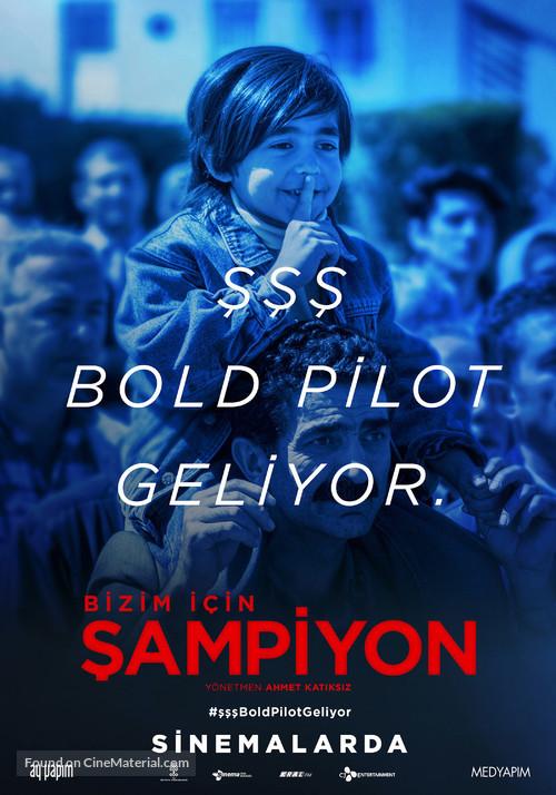 Sampiyon - Turkish Movie Poster