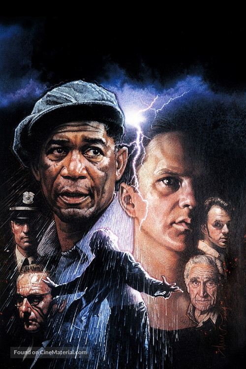 an overview of the movie the shawshank redemption The shawshank redemption / the green mile blu-ray review no review exists for this particular release, however, it exists for the other following editions/regions.