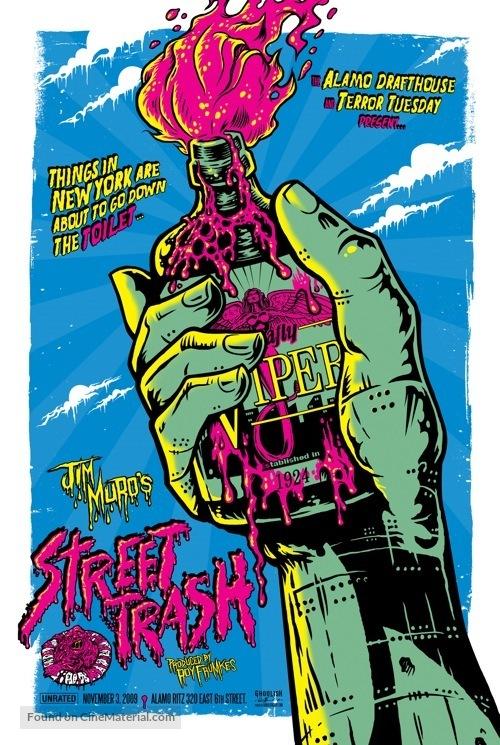 Street Trash - poster